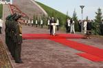 В День столицы территория комплекса «Атамекен» переименована в площадь Государственных символов