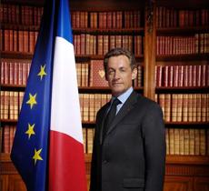 В Казахстан с официальным визитом прибыл Президент Франции Николя Саркози