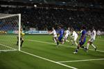 Сборная Казахстана по футболу проиграла отборочный матч Кубка мира - 2010 года сборной Хорватии