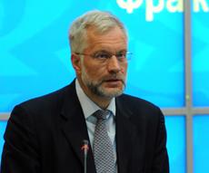 Денежно-кредитная политика Нацбанка будет направлена на обеспечение умеренного уровня инфляции -  Г.Марченко