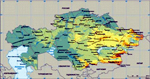 قازاقستان رةسپؤبليكاسئ تؤرالئ جالپئ ماعلذمات