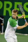 Победителем международного турнира серии Челленджер ATP на Кубок Президента РК стал казахстанский теннисист Андрей Голубев