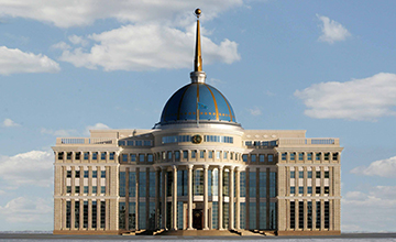 Kazakh President met with reps of talented youth of Astana
