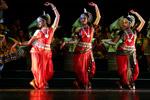 В столичном Конгресс-холле состоялся концерт индийских песен и танца Лайангикам