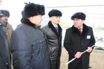 Первый вице-премьер РК в ходе рабочей поездки в Жамбылскую область посетил предприятие строительной индустрии ТОО «Шагал»