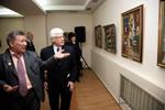 Выставка картин казахстанских художников «Наш общий мир» открылась в Астане
