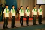 В столице проходит городской слет лидеров МОО «Жас жигер»