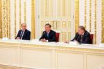 В Оренбурге состоялся второй межрегиональный форум приграничных филиалов НДП «Нур Отан» и  ВПП «Единая Россия» по вопросам Таможенного союза