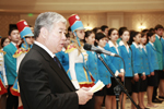 Лучшие школьники Алматы стали обладателями знака «Уркер»
