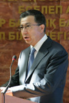 Farewell bell rings for first graduates of Intellectual School of First Kazakh President