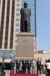 В Астане открыт памятник великому Абаю