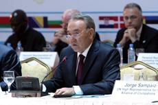 Казахстан, как председатель ОБСЕ, намерен внести свой вклад в продвижение идей толерантности, межэтнического мира и межконфессионального согласия - Глава РК