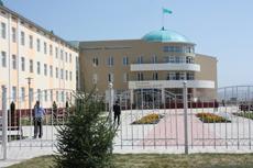 Бүгін Елбасы Талдықорған қаласындағы физика-математикалық бағыттағы Н.Назарбаев зияткерлік мектебінде болды