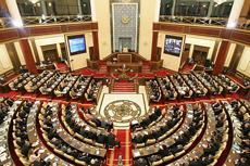 Глава государства откроет работу четвертой сессии Парламента РК  четвертого созыва