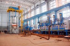 Nazarbayev visited Ust-Kamenogorsk Titanium-Magnesium Pant
