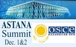 Chairmanship in OSCE and upcoming December Summit in Astana significantly improved image of Kazakhstan in Europe