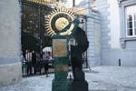 Н.Назарбаев открыл памятник жертвам ядерных испытаний на территории королевского дворца в Брюсселе