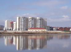 Глава государства, находящийся в Атырауской области, побывал на новой водоочистной станции