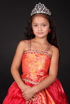 Титул «Королева Вселенной» завоевала 8-летняя актюбинка на конкурсе красоты в Йоханнесбурге