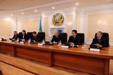 Конституционный совет принял в производство Обращение Президента РК по поправкам в Конституцию, принятым Парламентом 14 января