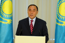 Kazakh people's initiative on referendum on the of 20th anniversary of independence follows ideology of political result-oriented pragmatism, Saudabayev