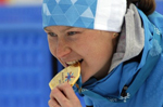 First set of medals played at 7th Asian Winter Games