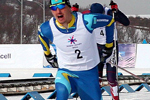 Восьмое «золото» принесли  Казахстану лыжники  Алексей Полторанин и Николай Чеботько