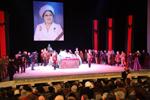 Almaty paid last tribute to Roza Baglanova