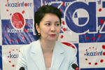 March 2011 devoted to family values, maternity and childhood issues, Kazakh Minister