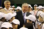 В Алматы открылась теннисная академия «Tennis.kz»