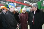 Кандидат в президенты РК Мэлс Елеусизов встретился с избирателями в Караганде
