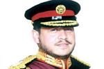 King of the Hashemite Kingdom of Jordan congratulated N. Nazarbayev on landslide
