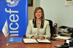 Kazakhstan's children should benefit from the country's economic growth, Hanaa Singer, UNICEF Representative in Kazakhstan