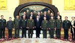 SCO military chiefs meet in Shanghai on defense, security