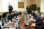 Kazakh Majilis, Kyrgyz Parliament signed memo of cooperation