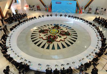 Kazakhstan emphasizes strengthening of mutual cooperation of Turkic-speaking countries, Nazarbayev