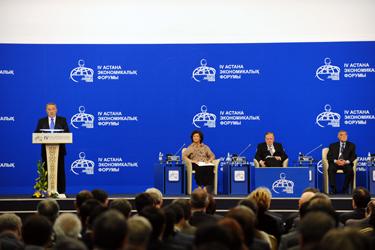 Президент: Дағдарыстан алған сабаққа жан-жақты талдау жасау қажет