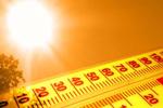 В Атырау погода установила температурный рекорд