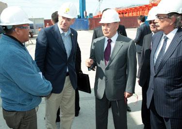 Месторождение Кашаган хранит 10 млрд. тонн нефти  и 1 трлн. кубометров газа - Глава государства