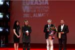 Гран-при VII Международного кинофестиваля «Евразия» завоевала казахстанско-японская картина «Перед грозой»