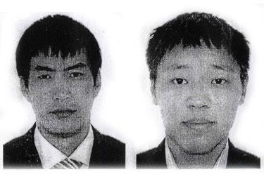 СРОЧНО: Публикуются фото предполагаемых террористов - Атырау