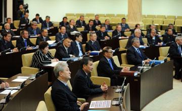 Сенаттың комитет төрағалары қайта сайланды