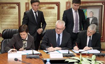 МСХ РК подписало меморандум о стратегическом сотрудничестве с компанией «Microsoft Казахстан»
