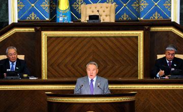 Тәуелсіздік шежіресі. Жасампаздықтың әр жылы: 2009 жыл - Дағдарыстан жаңару мен дамуға!