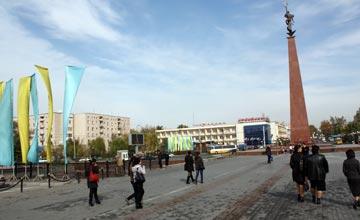 В Шымкенте открылась выставка, посвященная 350-летию Толе би