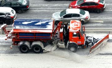 Алматы жолдарына 1800 тонна құмды-хлоридті қосынды, 23 тонна техникалық тұз төселді