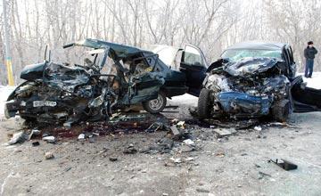 В ДТП на автодороге «Костанай-Затобольск» погибли два человека