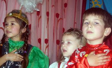 В Атырауской области в 2012 году построят 5 детсадов на 1200 мест