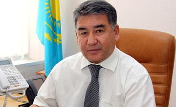 Uralsk akim appointed