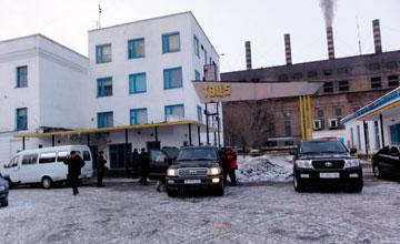 В Кентау Южно-Казахстанской области ТЭЦ-5 готова к отопительному сезону